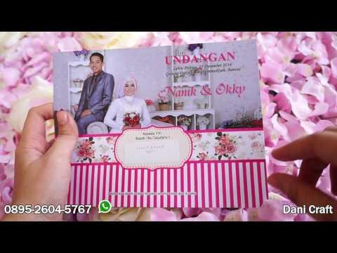 Video Undangan Pernikahan Unik Video AT301