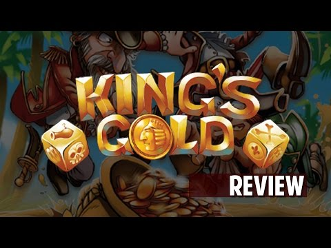 Sit Down Standard Review - King's Gold