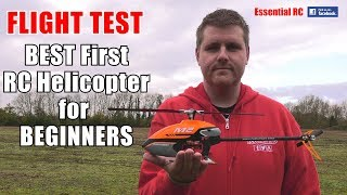 BEST FIRST radio controlled (RC) HELICOPTER for BEGINNERS ! OMPHOBBY M2 Flybarless RC Helicopter