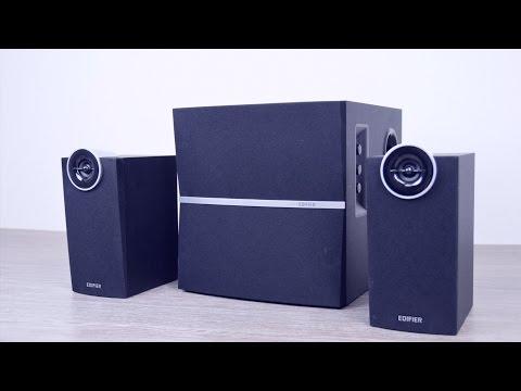 Gutes 2.1 Soundsystem für 70€?! - EDIFIER M3250 - REVIEW