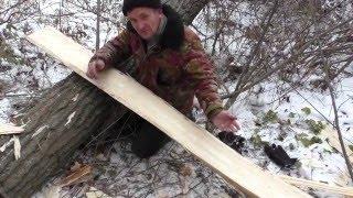 Лыжи для рыбалки своими руками