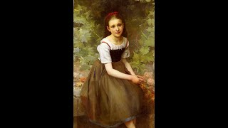 Thirion Charles Viktor (1833-1878) French artist  ✽ Ernesto Cortazar music
