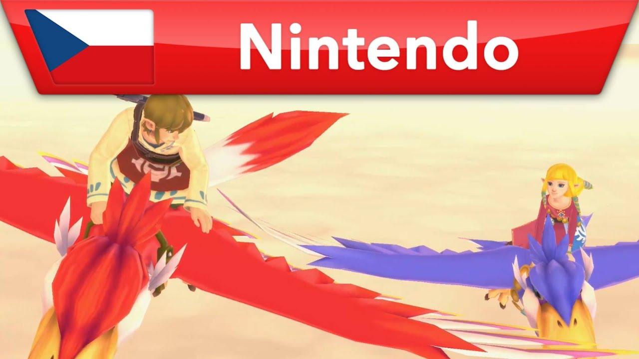 The Legend of Zelda: Skyward Sword HD - příběhový trailer | Nintendo Switch