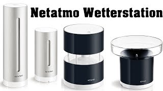 Review: Netatmo Weather Station [DE | 4K]