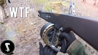 Scaring the $&*% out of Players with FULL-AUTO AA-12