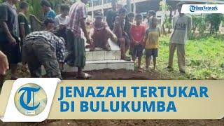 Viral Kasus Jenazah Tertukar di Sulawesi Selatan, Baru Ketahuan seusai Dimakamkan Dibongkar