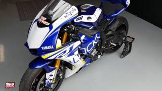 2016 R1 Design & Decal Application By MKS-Graphics (kit Deco)