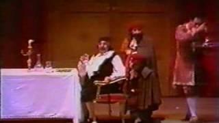 SARDA SALATA da LA FANCIULLA CHE CAMPAVA DI VENTO Musical di Tony Cucchiara