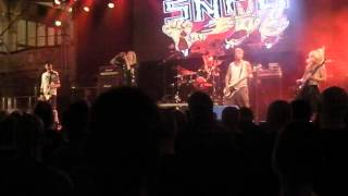 SNFU- Stepstranger   10/8 2014 Blackpool