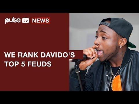 Davido's Top Five Beef List   Pulse TV News