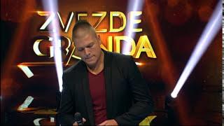 Slobodan Radanovic   Nije Taj Covek Za Tebe   (live)   ZG 201415   17.01.2015. EM 18.