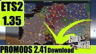mapa promods ets2 1 34 download - Thủ thuật máy tính - Chia