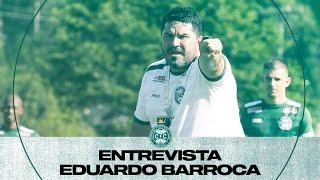 Entrevista Eduardo Barroca