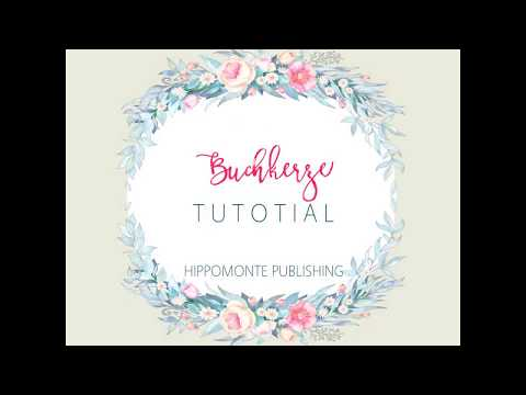 Buchkerze / Bookish Candle Tutorial | HOW TO?