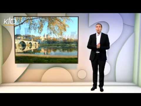 Pourquoi y a-t-il un Palais des Papes à Avignon ?