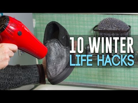 10 Terrific Life Hacks For the Winter Days Ahead