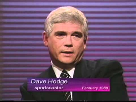 Dave Hodge - Being fired by the CBC