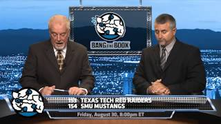 2013 College Football Betting Previews Week 1