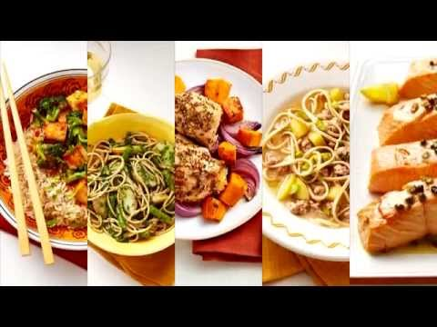 Video A Week of Fast 5-Ingredient Dinners