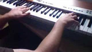 Time Out Of Mind - Steely Dan - Piano