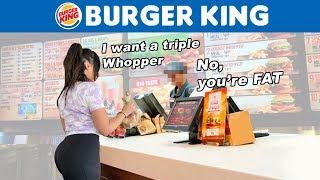 Exposing BURGER KING Employee Hacks