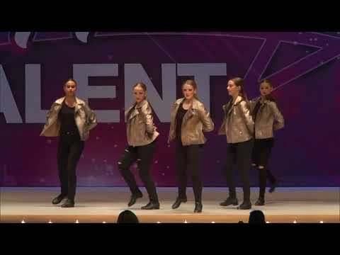 Best Tap // Wanted - Formations Dance Company [Warren, OH] 2018