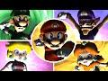 Super Mario Strikers All Super Strikes