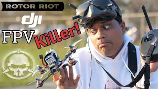 DJI FPV can't compete? ???? Watch Before you Buy DJI FPV!