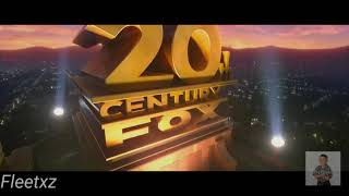 20th century fox | intro Bohemian Rhapsody - la historia de freddy mercury
