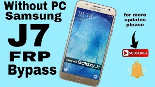 Samsung J7 FRP - Kênh video giải trí dành cho thiếu nhi