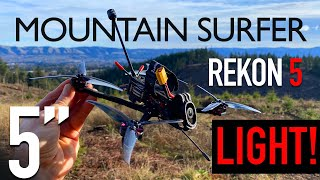 LONG RANGE FPV - HGLRC REKON 5 Long Range Fpv Quad - REVIEW & FLIGHTS ????