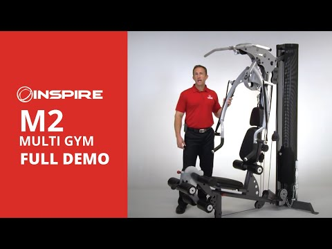 Inspire Fitness M2 Multi Gym - Video Presentation