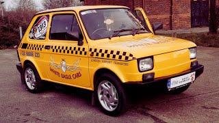 """Polski Fiat 126 bez """"p"""" – Maluch RHD z UK"""
