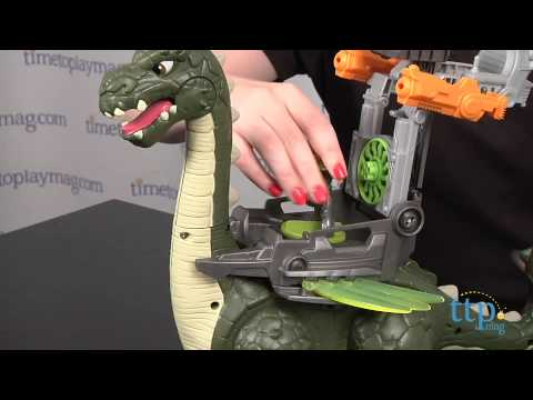Imaginext Mega Apatosaurus From Fisher-Price Mp3