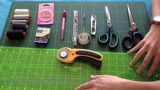 Sewing Kits For Beginners : What You Should Include