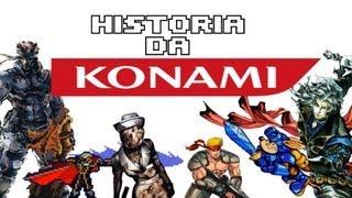 A Historia Da Konami