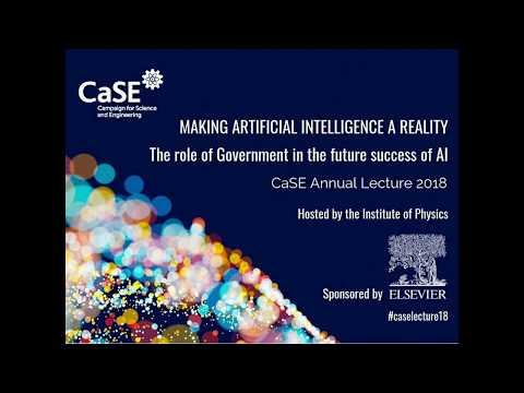 CaSE Annual Lecture 2018