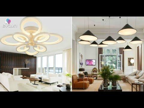 3 mẫu đèn trang trí phòng khách tuyệt đẹp bạn không thể bỏ qua - Zovila