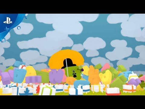 Wattam Out December 17, Q&A With Creator Keita Takahashi