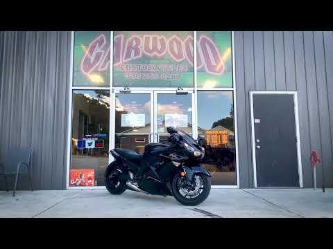 2011 Kawasaki ZX1400 in Lexington, North Carolina - Video 1
