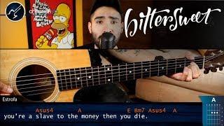 Bitter Sweet Symphony Acoustic Cover   Christianvib Guitarra