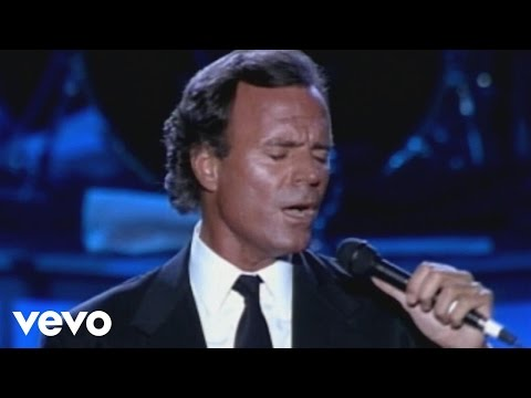 Julio Iglesias - To All the Girls I've Loved Before (from Starry Night Concert)