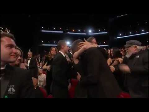 Game Of Thrones Wins Emmy For Best Drama! EMMY'S 2018! Full Speech!