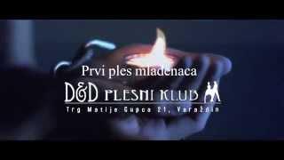 Prvi ples mladenaca - Plesni klub D&D Varaždin