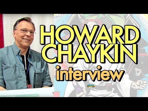 Vidéo de Howard Chaykin