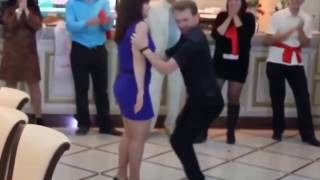 supper danse  super tanec!!! Прикол на свадьбе!!!