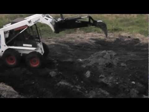 Skid Pro Skid Steer Backhoe
