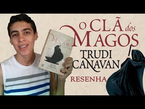 Resenha: O Cl� dos Magos - Trudi Canavan