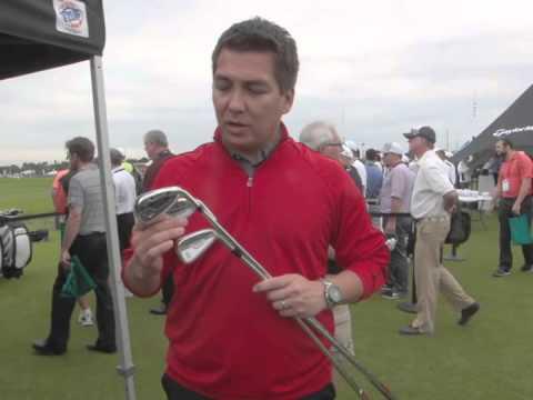 2015 PGA Show TaylorMade RSi Irons