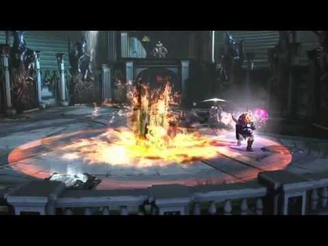 Видео № 1 из игры God of War: Восхождение Специальное Издание (Б/У) [PS3]